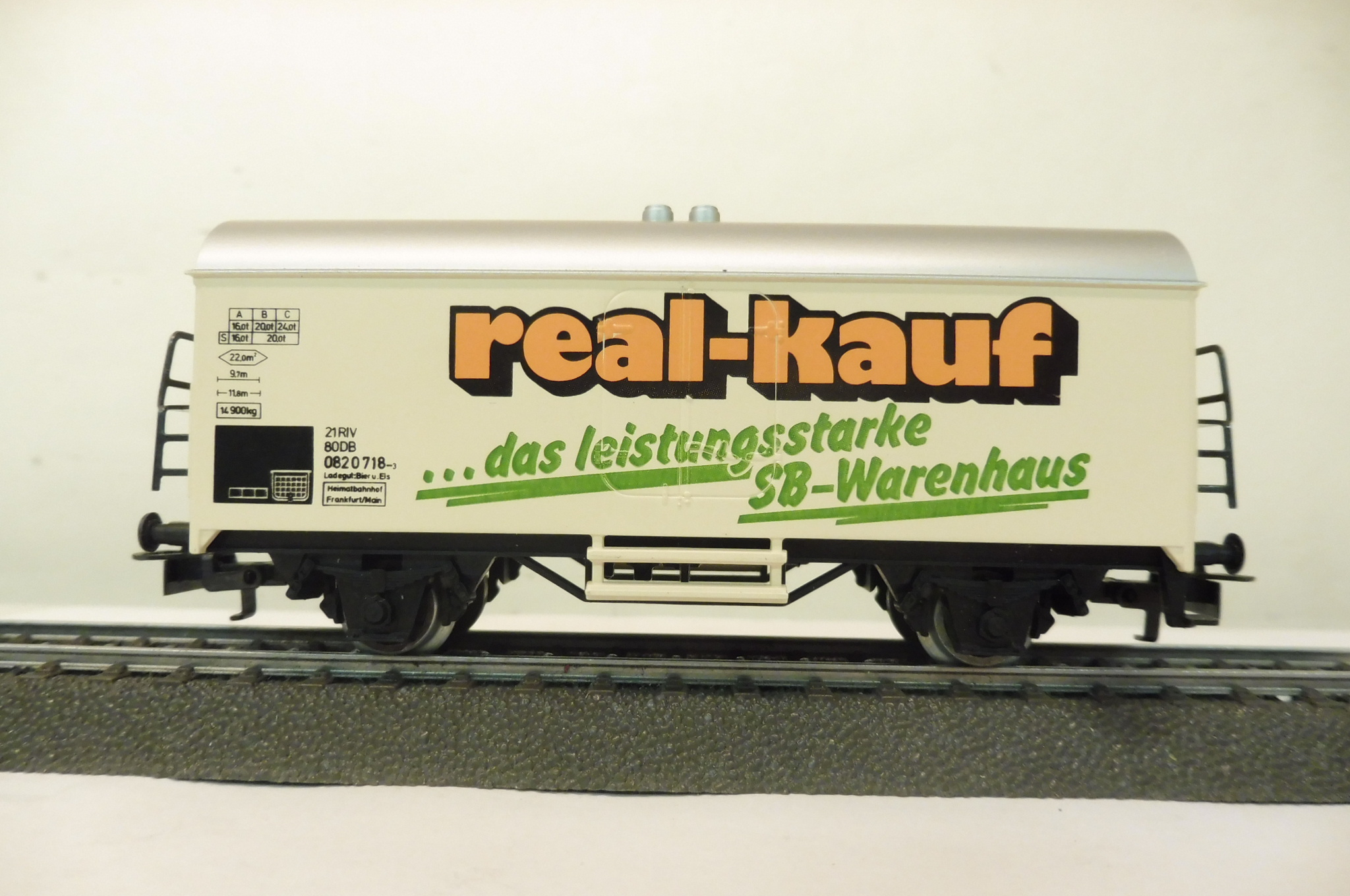 m rklin h0 somo k hlwagen real kauf m49 ebay. Black Bedroom Furniture Sets. Home Design Ideas